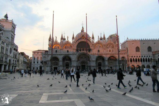 Mój Punkt Widzenia Blog - Bazylika św. Marka