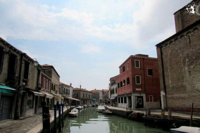 Mój Punkt Widzenia Blog - kanały wodne, Murano