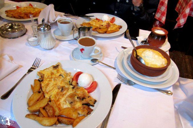 Mój Punkt Widzenia Blog - serbskie śniadanie