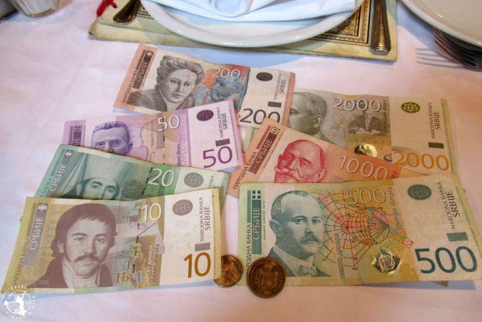 Mój Punkt Widzenia Blog - dinar serbski
