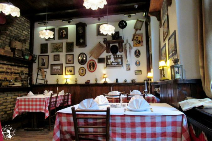 Mój Punkt Widzenia Blog - restauracja i pierwsze śniadanie na Bałkanach
