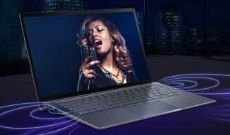 Ultrabook Asus ZenBook 14 UX434FAC Silver Blue Metal