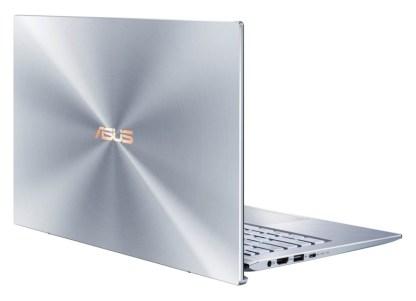 ASUS ZenBook UM431DA Blue-Silver