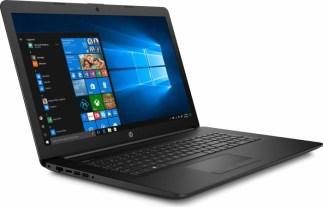 Prenosni računalnik HP 17 by3639ng Black
