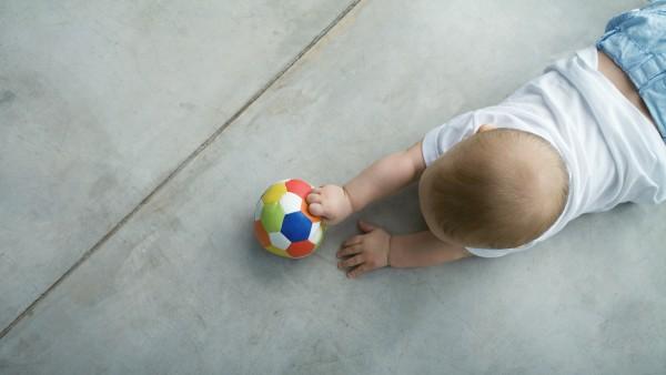 Vadba za dojenčke