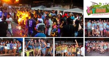 Segundo Esquenta do Carnaval de Moju 2020