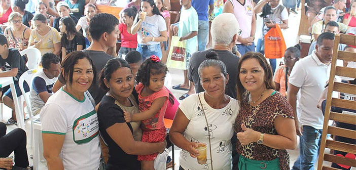Prefeitura Realiza Ação Cidadania no Bairro Paraíso.