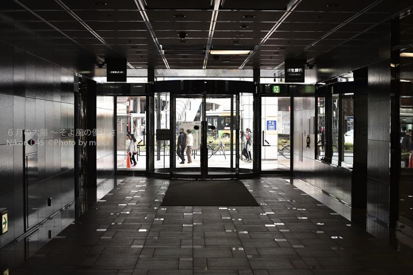 [6]新宿エルタワーで写真撮影
