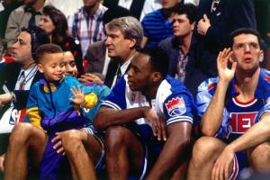 Dell Curry - Stephen Curry 01