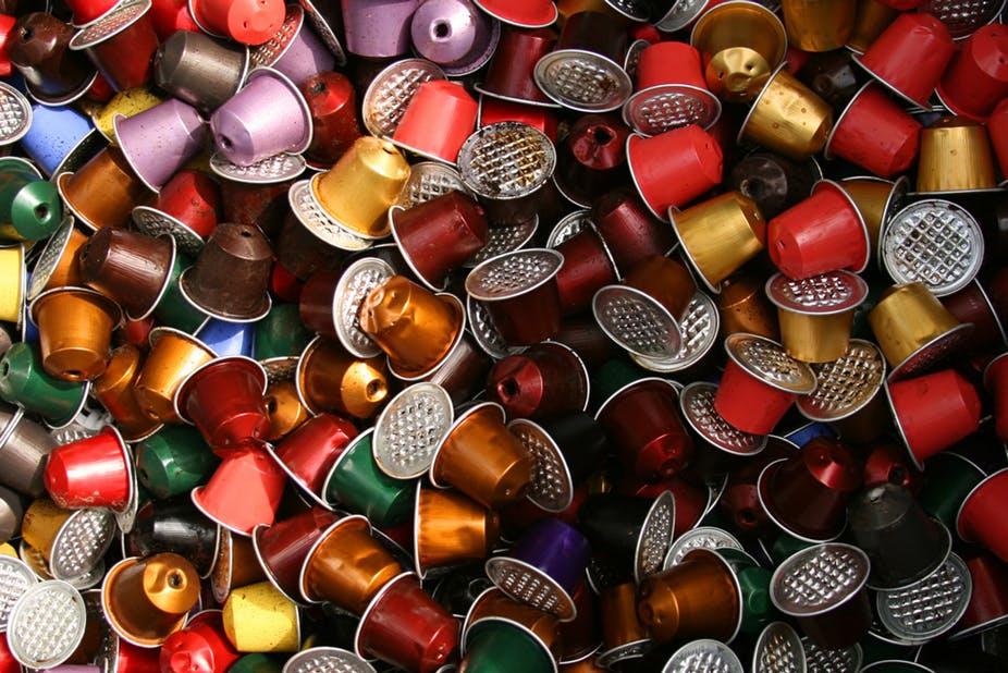 Kapsül Kahve Makinesi Plastik Kullanımı