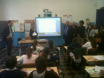Qui Roma – A scuola col ministro Hershkowitz