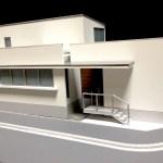 住宅模型ー外観Ⅱ
