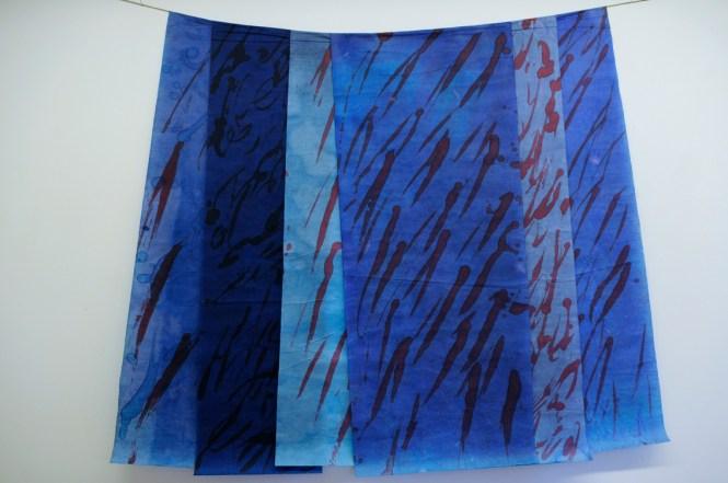 Shabono, rijstpapier, 1998-2010
