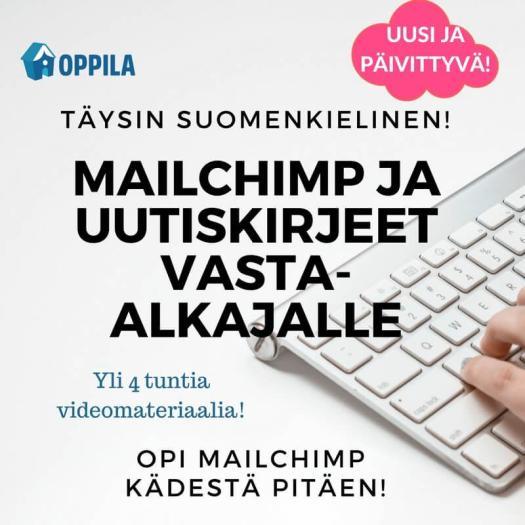 Oppila MailChimp