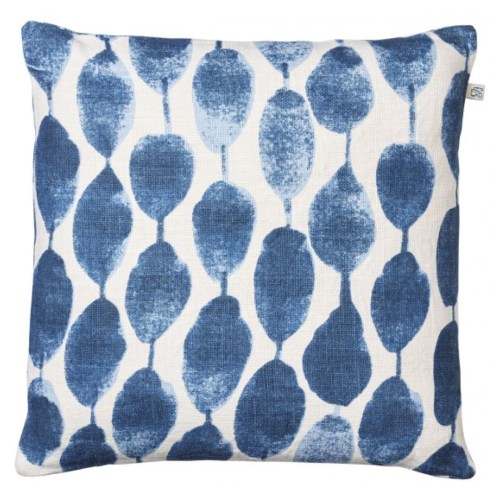 Chhatwal & Jonsson Rain - Linen Blue tyynynpäällinen