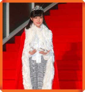 福本莉子 東宝シンデレラ