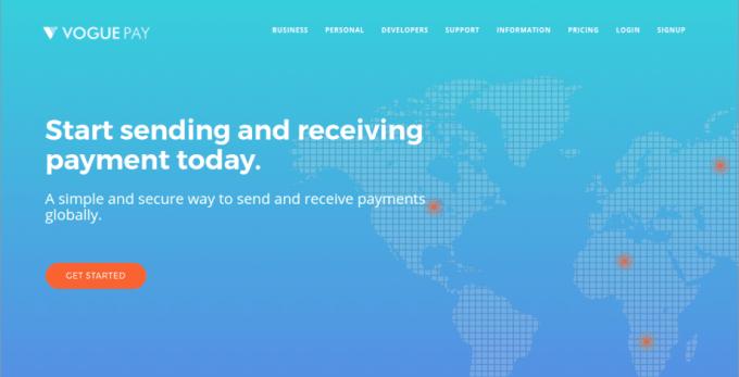 VoguePay accepts Bitcoin