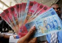 ghana cedis naira exchange rate