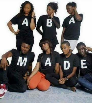 Aba made