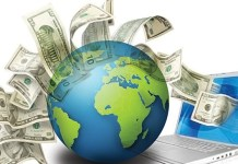 receive money from other countries