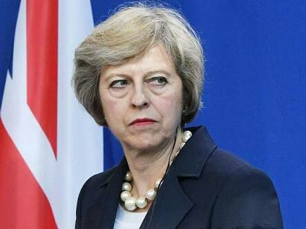 Theresa May commonwealth