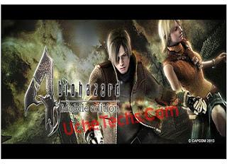 Biohazard 4 [Resident Evil 4] Apk + OBB Data Download for