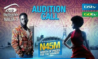 BBNAIJA 2019 Audition