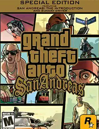 Download GTA San Andreas lite Apk Mod