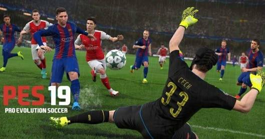 Download PES 19 Apk OBB Data Mod for Android