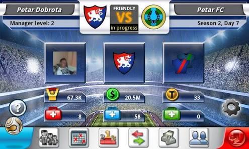 Top eleven team tactics formation