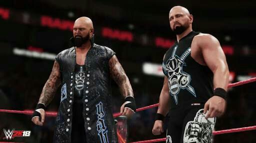 WWE 2k18 SuperStars