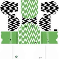 Nigeria world cup jersey