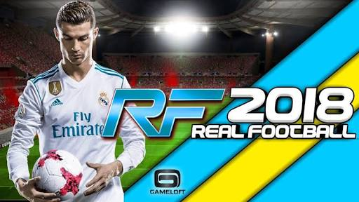 Real football 2018 apk