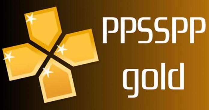 PPSSPP Gold emulator