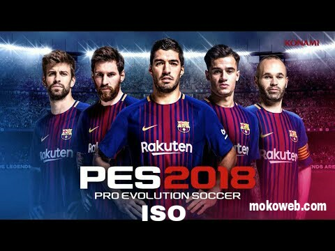 Download PES 18 ISO File For PSP PPSSPP Emulator On Android