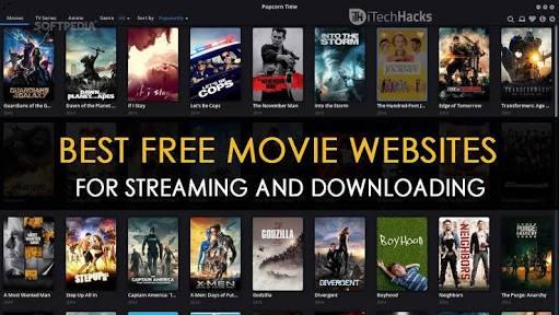 Websites to download movies