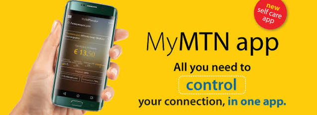 Download MyMTN app