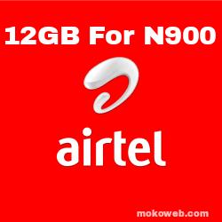 Airtel 12GB for n900
