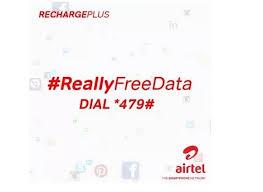 Airtel free 1gb data code