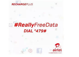 Airtel free 1gb data code
