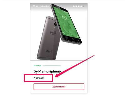 Oyi-1 Smartphone price