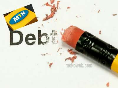Clear all Borrowed Airtime on MTN