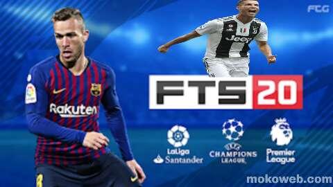 Download fts mod pes 2019 apk data full transfer