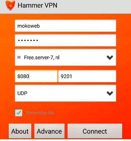 MTN Hammer VPN Cheat