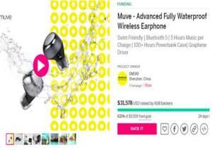 OVEVO Muve Q65 earboard price
