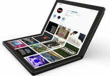Lenovo thinkpad x1 foldable PC