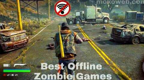 Best offline zombie games