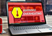fix overheating laptop