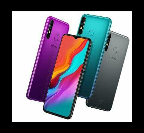 Infinix hot 8 phones