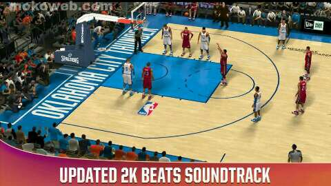 Gameplay with beats sound